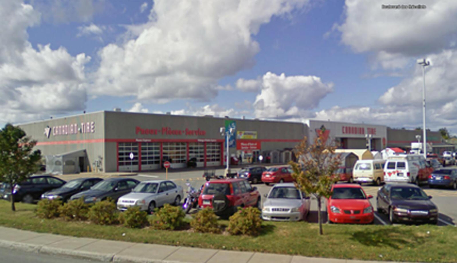 Canadian Tire Trois Riviere - D L  Turner Consultants Inc